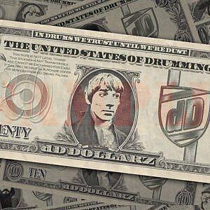 dD Dollarz - £20