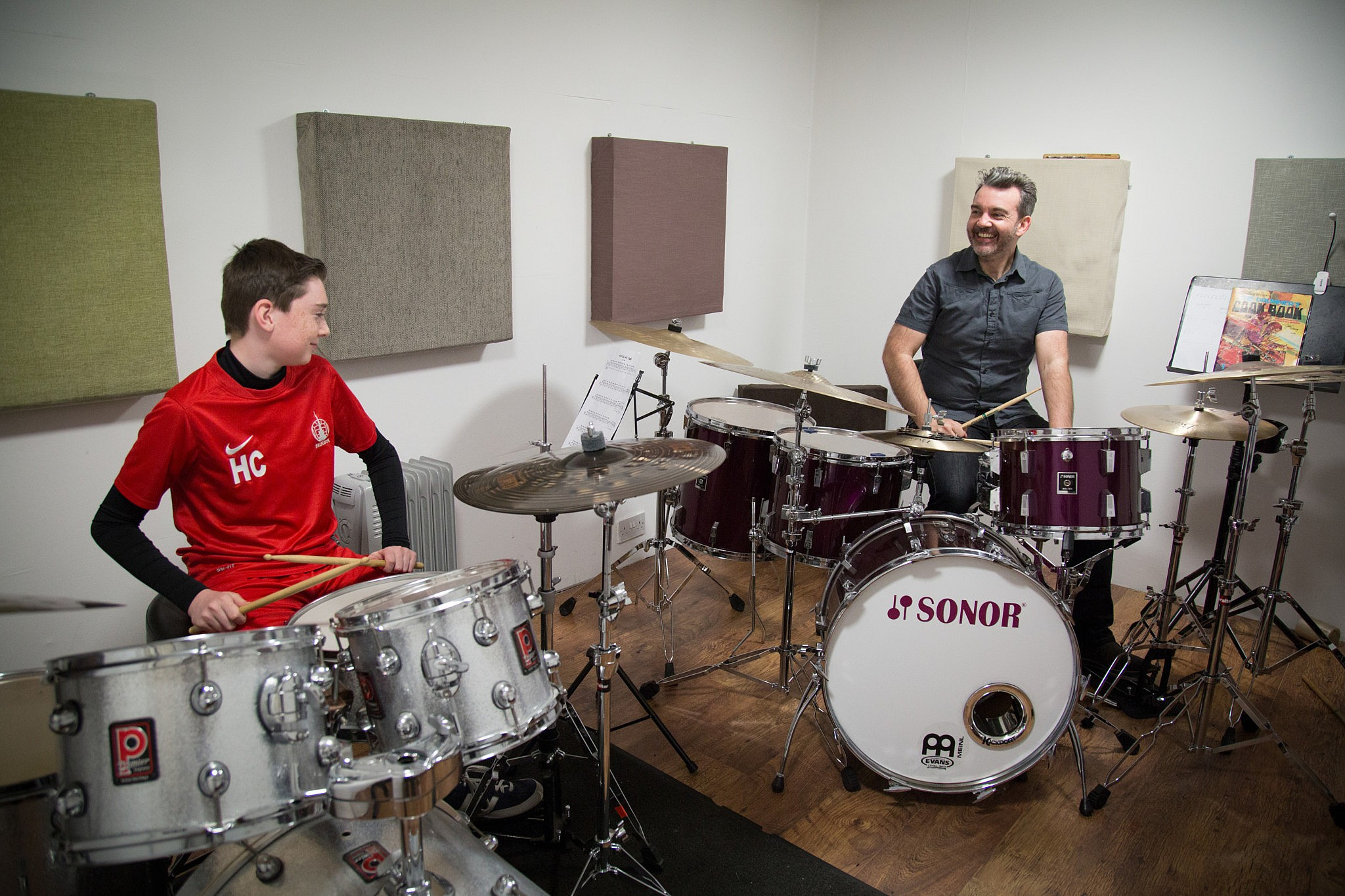 Let's do Drums!