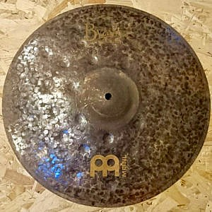 "MEINL Byzance Extra Dry 16"" Thin Crash - Handpicked by dD Drums"