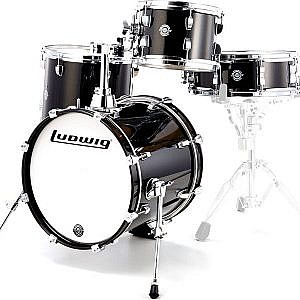 Ludwig Breakbeats by ?uestlove - Black Sparkle
