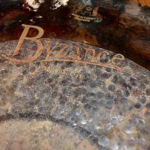 "MEINL Byzance Extra Dry 18"" Dual Crash"