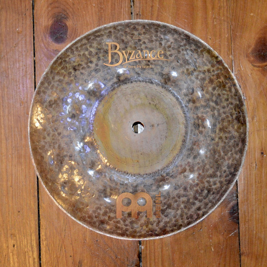 MEINL Byzance Extra Dry 10″ Splash  – Handpicked by dD Drums