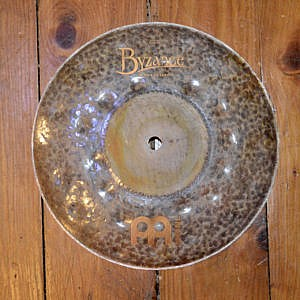"MEINL Byzance Extra Dry 10"" Splash  – Handpicked by dD Drums"