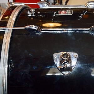 Pre-Owned Vintage 1960's Premier - Black Finish