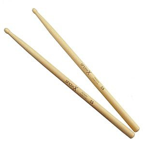 Shaw Super Soul Wood Tip Drum Sticks