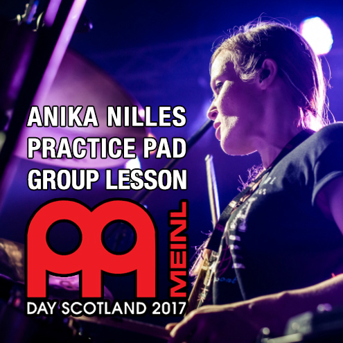 Anika Nilles Group Lesson
