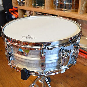 Ludwig Acrolite 5x14 Hammered Snare