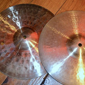 "Pre Owned Paiste Signature 12"" Hi Hats"