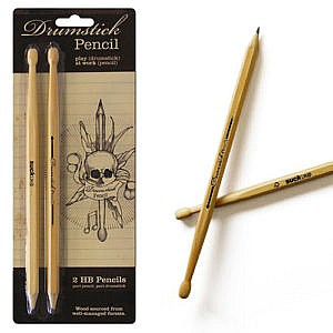Drumstick Pencils - Gifts by Suck UK