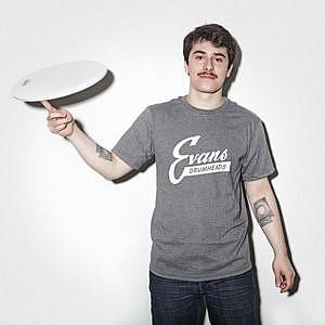 Evans - Vintage Logo - T-Shirt