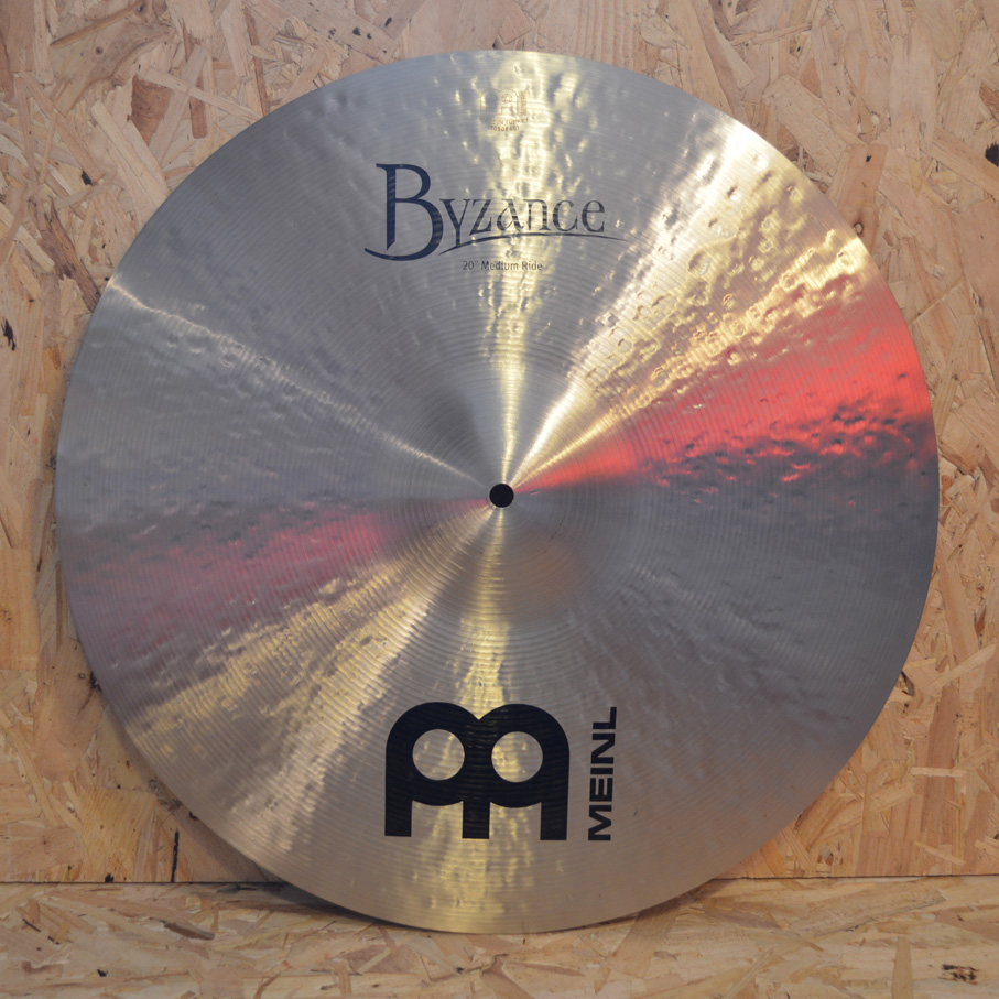Byzance Traditional 20″ Medium Ride – Handpicked by dD Drums