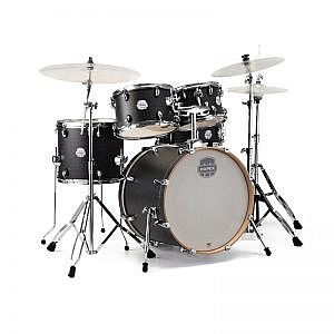 Mapex Storm 22'' Kit Ebony Blue Grain & Hardware (+Throne & Cymbal Pack Option)