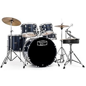 "Mapex Tornado Kit (20"" Kick) Blue (+Lessons Option)"