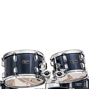 "Mapex Tornado Kit (18"" Kick) Blue (+Lessons Option)"